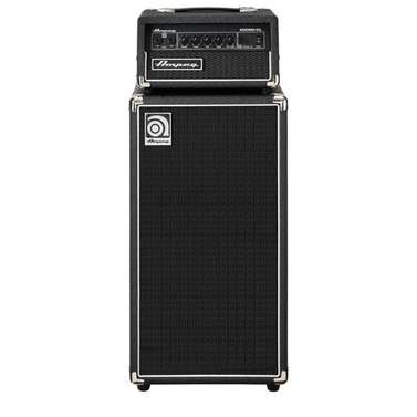 Ampeg 100W Solid State SVT Classic-Style Stack