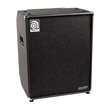 "Ampeg HSVT-410HLF US 500W Ported Horn-Loaded 4 X 10"" Cabinet"