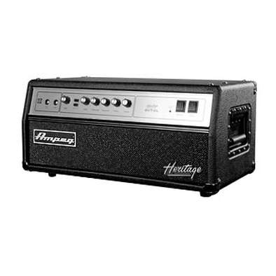 Ampeg HSVT-CL US All-Tube 300W Bass Head