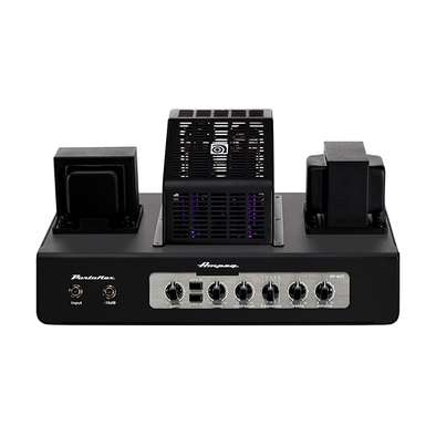 Ampeg PF-50T All-Tube 50W RMS Compact Bass Head