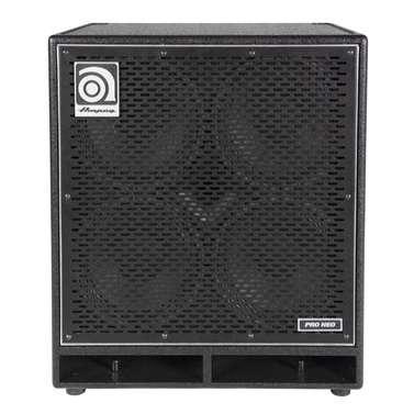 """Ampeg PN-410HLF 4 x 10"""" 850W RMS Neodymium Speaker Cab"""