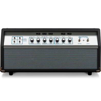 Ampeg Heritage 50TH Anniversary SVT USA All-Tube 300W Bass Head