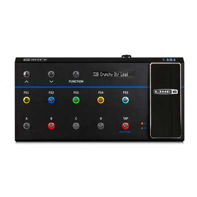 Line 6 FBV3 Advanced Foot Controller For Line 6 Amps