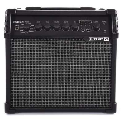 Line 6 Spider V20 20W Guitar Amp