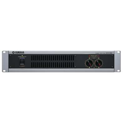 Yamaha XH200 Power Amplifier