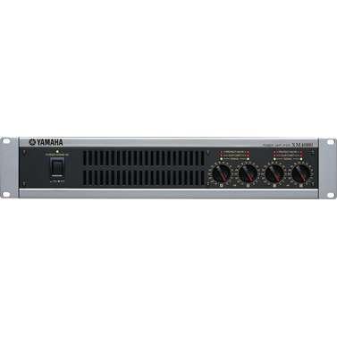 Yamaha XM4080 Power Amplifier