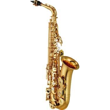 Yamaha YAS480 Alto Saxophone