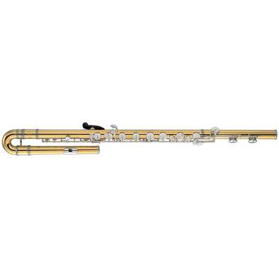 Yamaha YFLB441 Bass Flute