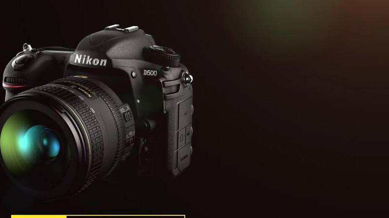 Nikon D500 - Body Only - Rent from $124/month