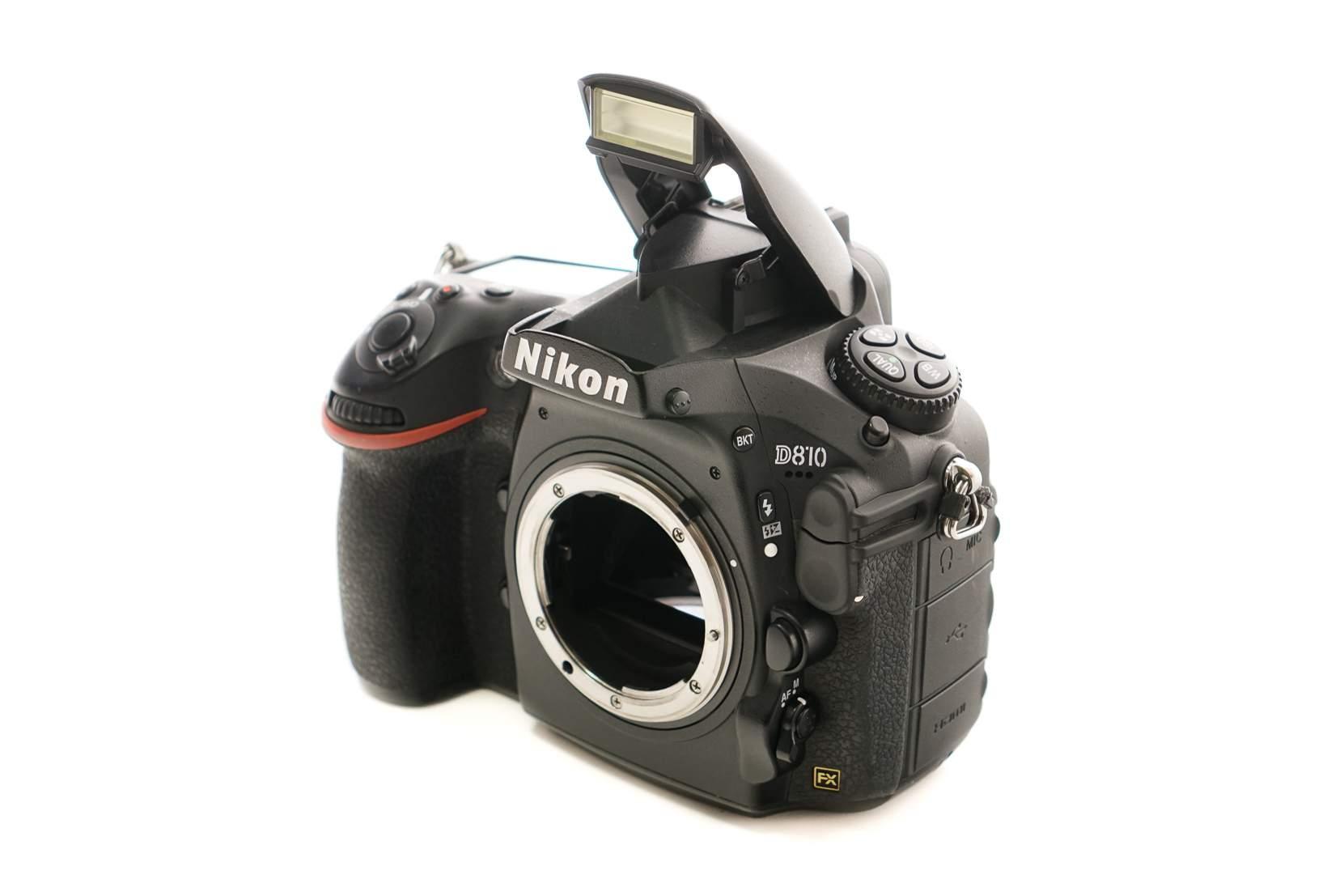 Nikon D810 - Body Only