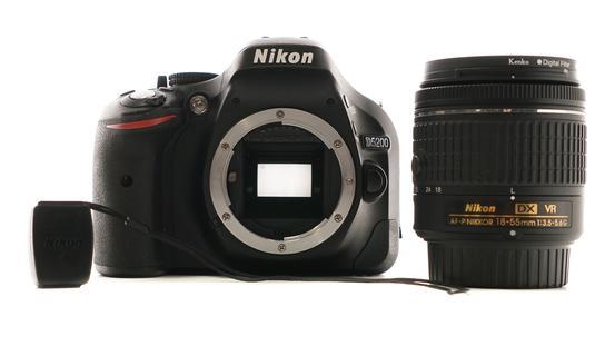 Nikon D5200 - Single Lens Kit