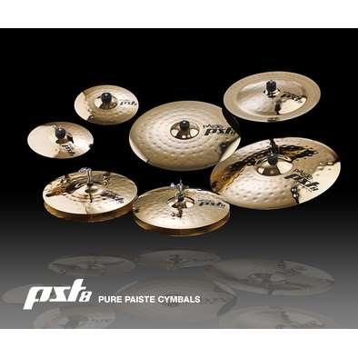 Paiste PST8 Universal Set