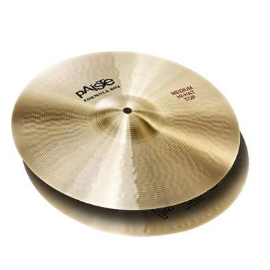 Paiste Formula 602 Classic Sounds Medium Hi Hat
