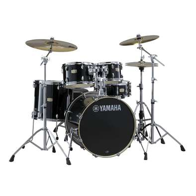 Yamaha Stage Customs Birch Euro Kit With PST5 Cymbals