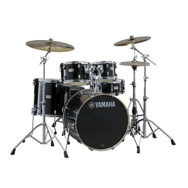 Yamaha Stage Custom Birch Fusion Kit With PST5 Cymbals