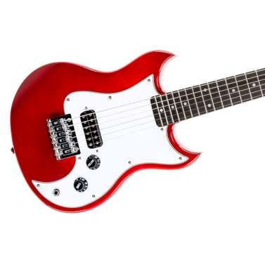 VOX SDC-1 Red Mini Electric Guitar