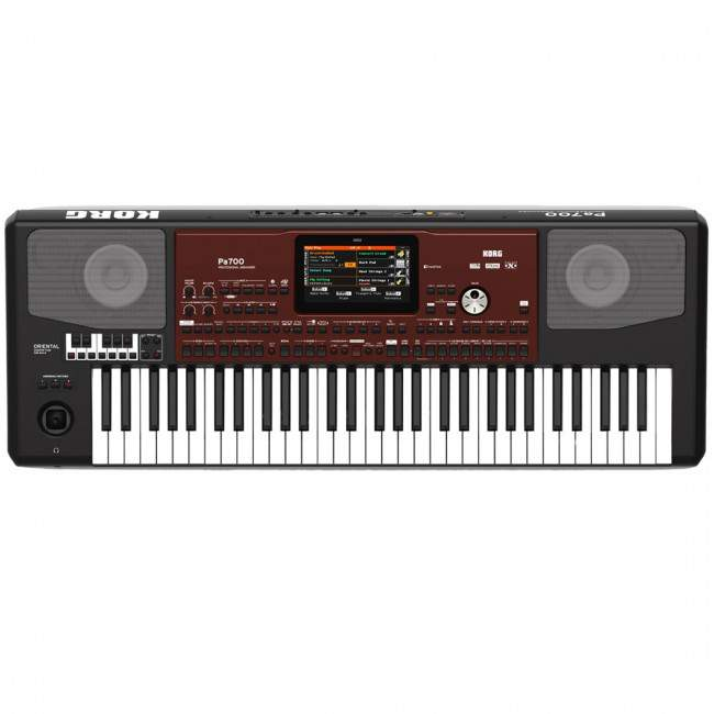 Korg PA700 Oriental Arranger Keyboard