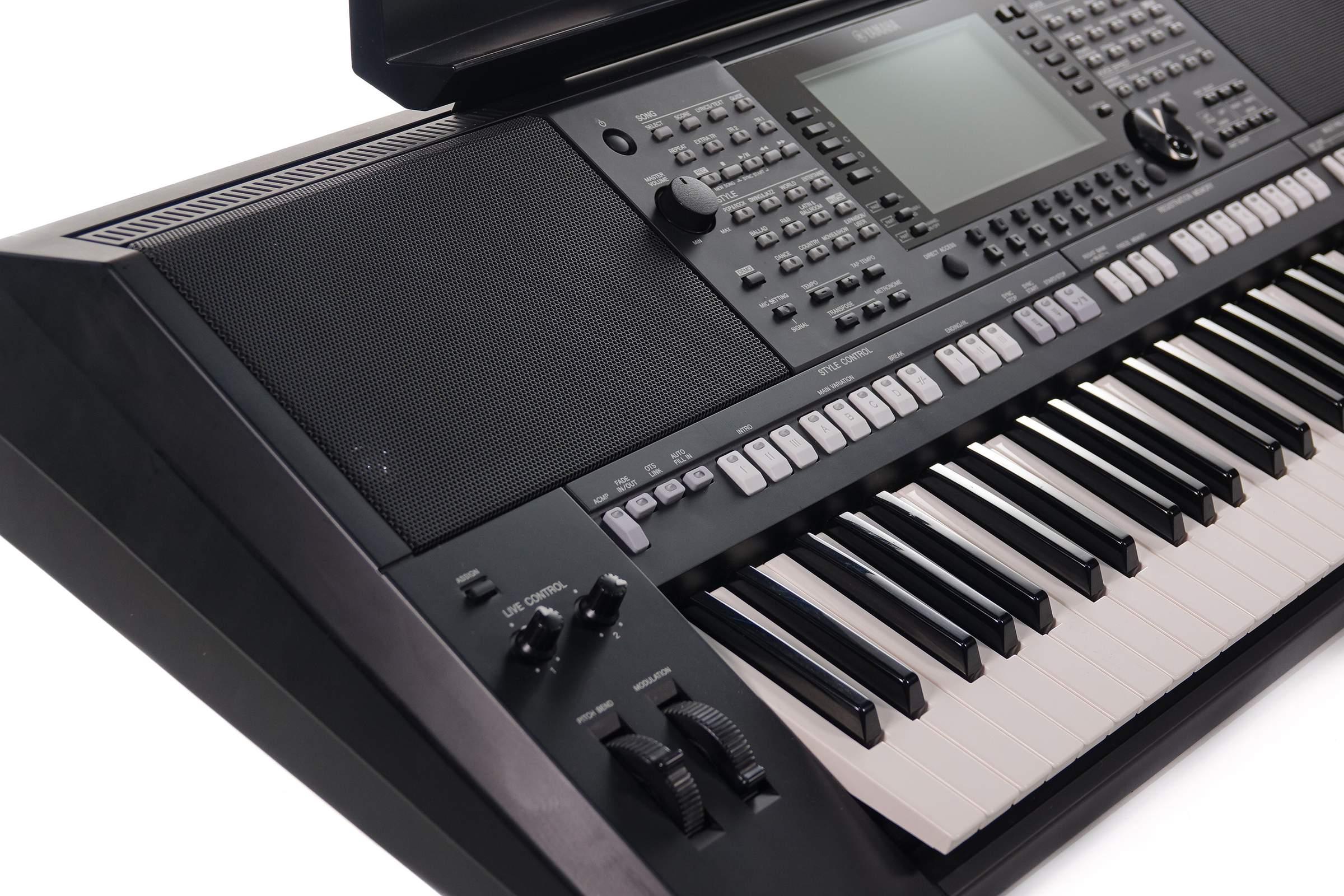Yamaha PSR-S775 - Yamaha PSR-S775