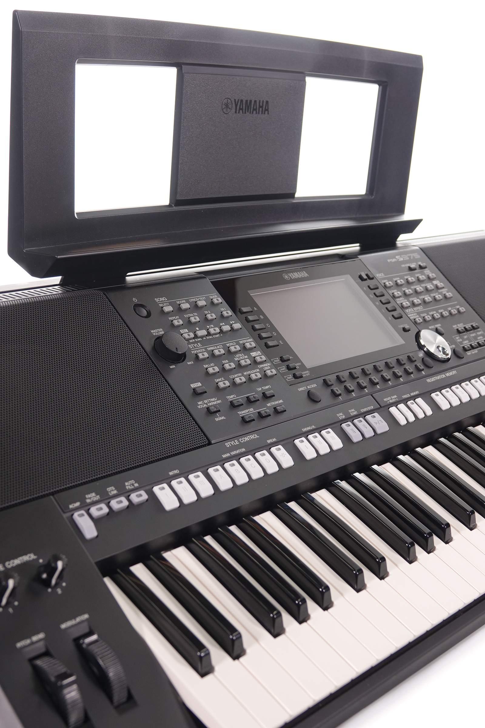 Yamaha PSRS975 - Yamaha PSR-S975