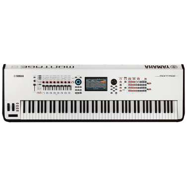 Yamaha Montage 8 WH Synthesizer