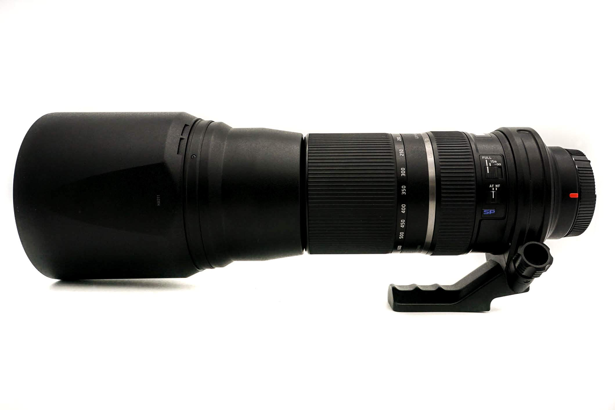 Tamron Sp 150 600mm F5 63 Di Vc Usd Sony A Mount Rent From 53 F 5 G2 For Canon Ef
