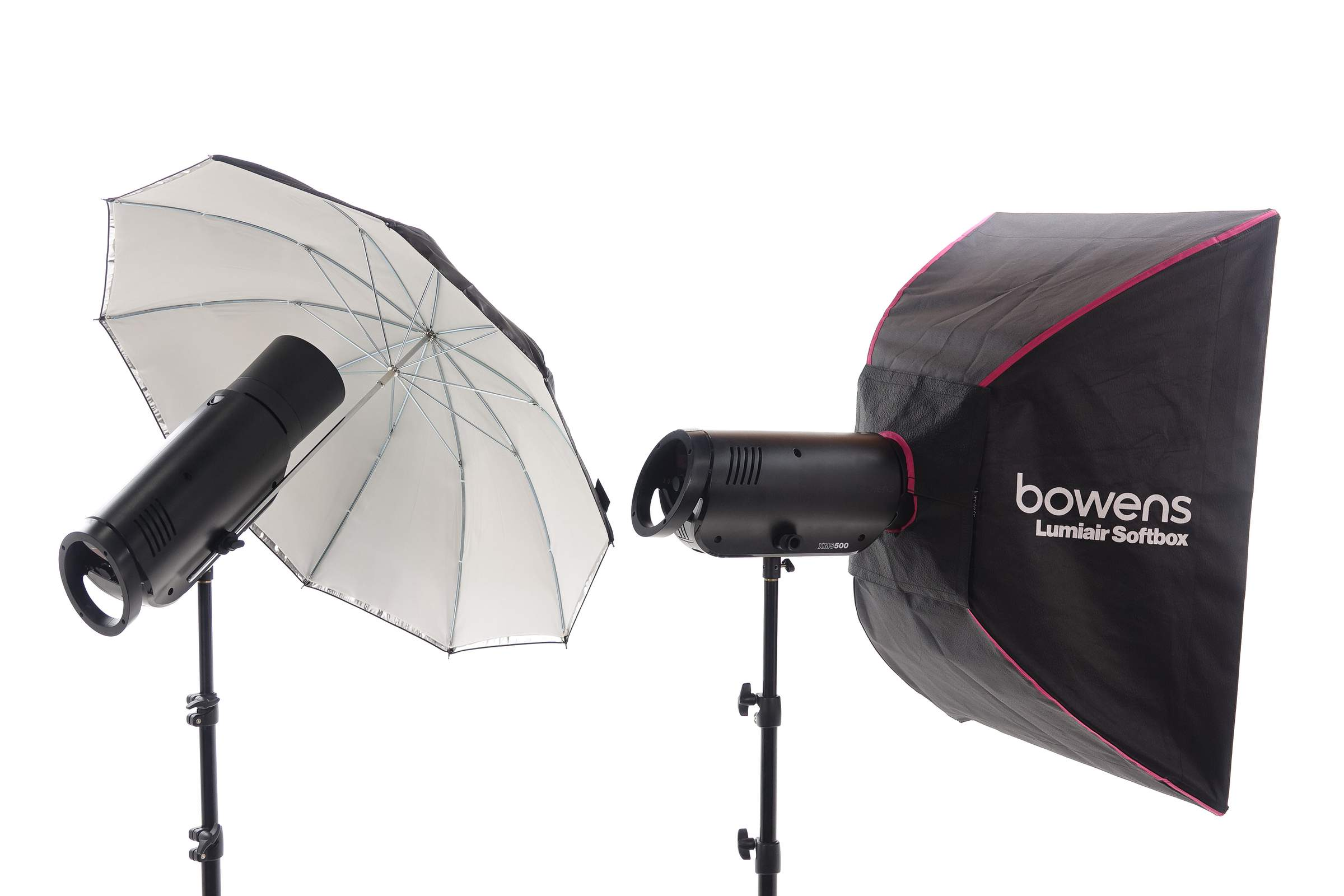 Bowens XMS 500 Kit