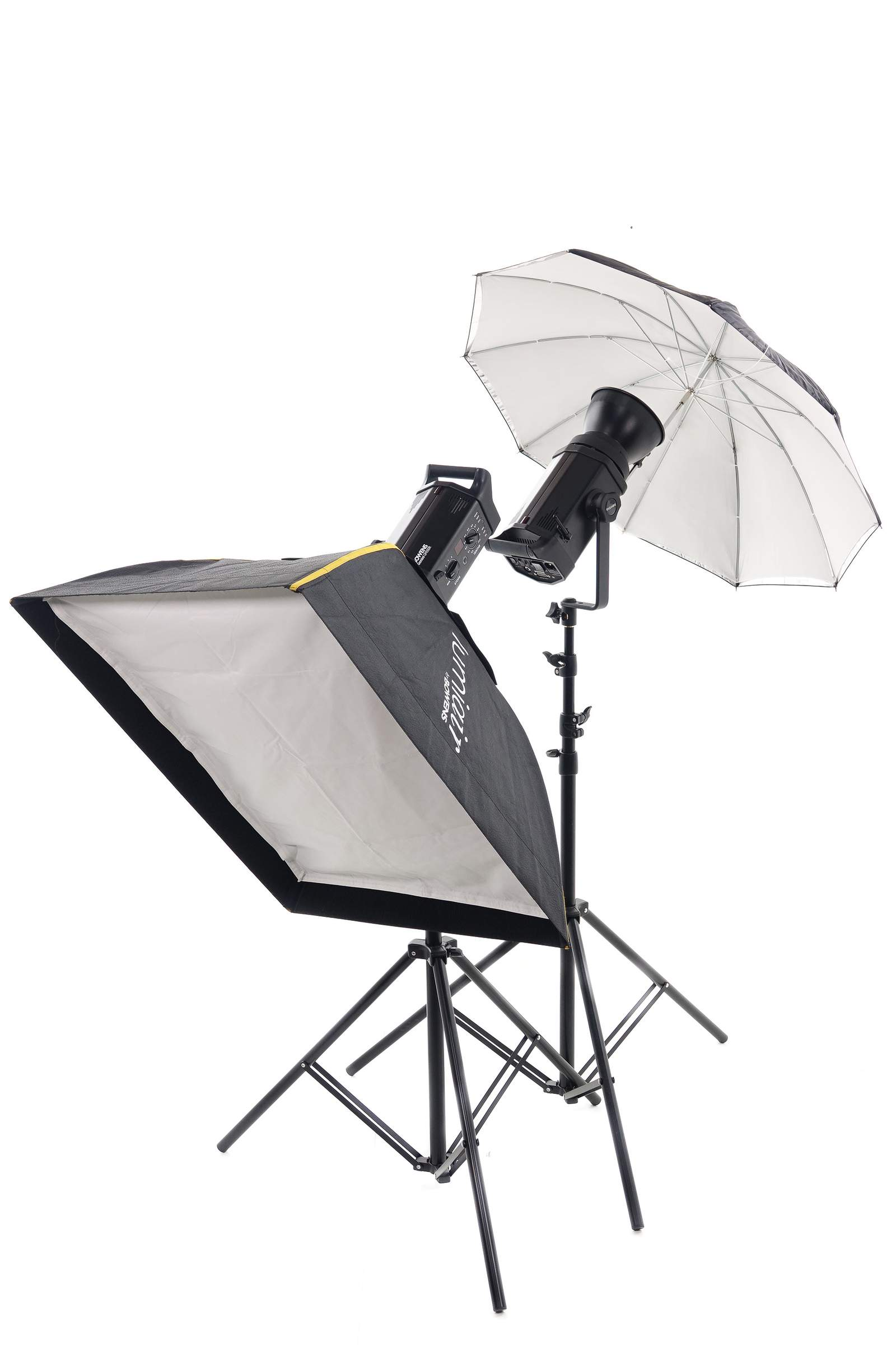 Bowens 500R TX Studio Light Kit