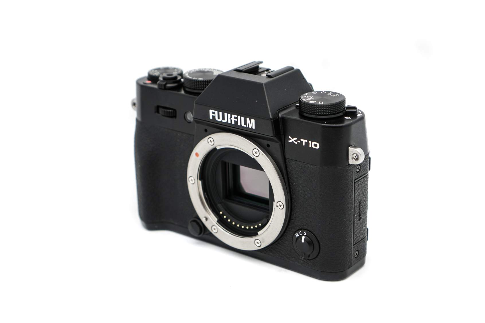 Fujifilm X T10 Body Only Rent From 25 Month Kit 16 50mm F 35 56 Ois Ii Black Rental Products Mirrorless Cameras Previous