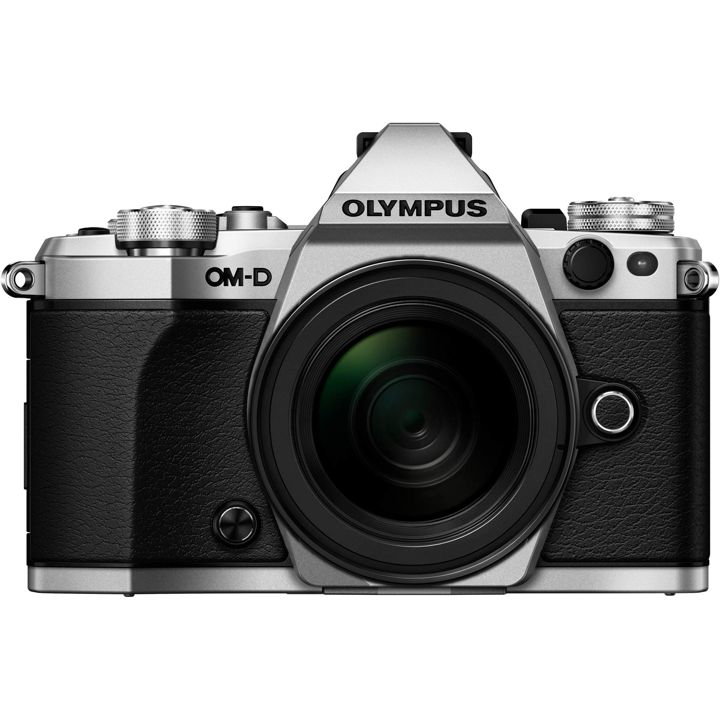 Olympus Om D E M5 Mark Ii Silver Pro Kit Rent From 90 Month 12 40mm Black