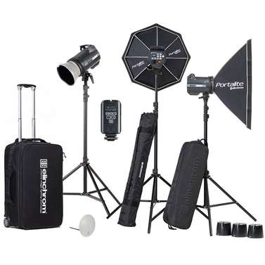 Elinchrom Home Studio Lighting Kits Rental From 32 Month