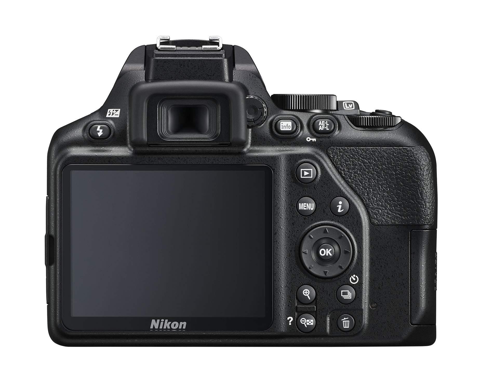 Nikon D3500 - Twin Lens Kit