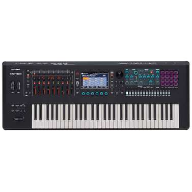 Roland Fantom-6 Workstation Arranger Keyboard
