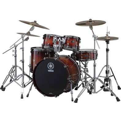 Yamaha Live Custom Oak Shell Pack