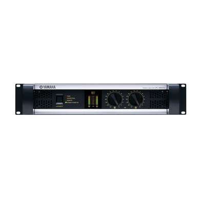 Yamaha PC4801N Network Power Amplifier
