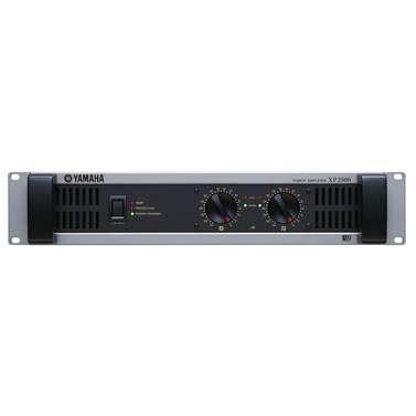 Yamaha XP2500 Power Amplifier
