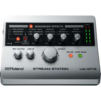 Roland UA-4FX2 Stream Station