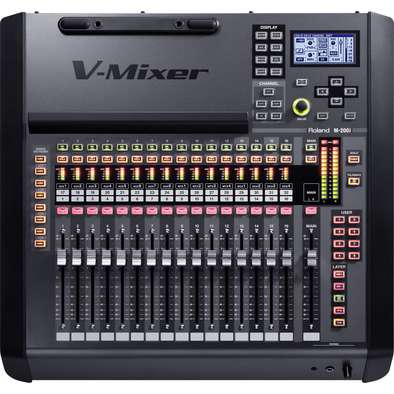 Roland M-200I 32 Channel Live Digital Mixing Console