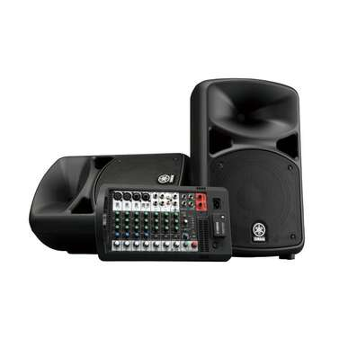 Yamaha Stagpas 600BT Portable PA System
