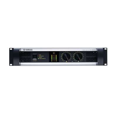 Yamaha PC2001N Network Power Amplifier