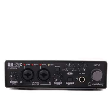Steinberg UR22C USB Audio Interface