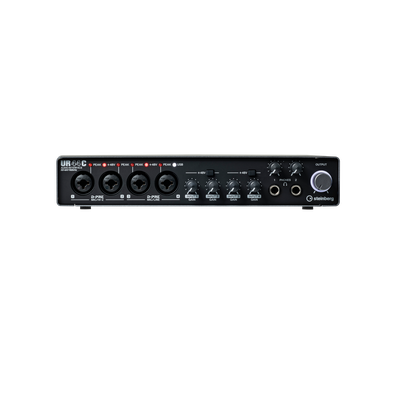 Steinberg UR44C USB Audio Interface