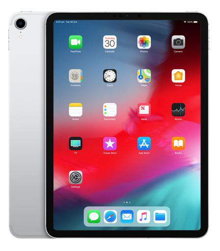Apple Ipad Pro 11 Silver 64gb Wifi Rent From 58month