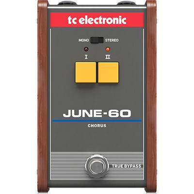 TC ELECTRONIC June 60 Chorus Pedals and FX TC Electronic