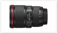 the Canon EF 16-35mm f/4 IS USM Lens contains L series lens quailty