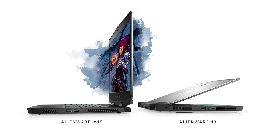 Alienware m15 Gaming Laptop - DELIBERATELY SLIM. DECIDEDLY SAVAGE.
